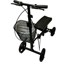 This is an image of one of the many knee walkers and knee scooters available for sale at Heal Well Medical Supply